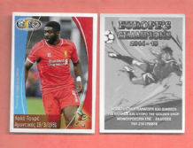 Liverpool Kolo Toure Ivory Coast 182
